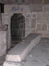 Wyjście z murów obronnych