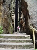 Wejście do tzw. murów świątyni