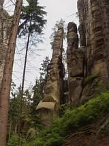 Kolumny skalne