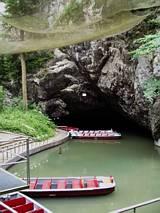 Wyjście z jaskini Punkevni