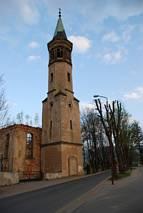 Ruiny kościoła, Miłków