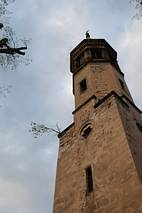 Wieża kościelna, Miłków