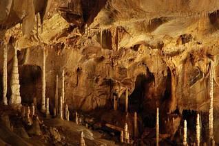 Stalagmity i stalagnaty