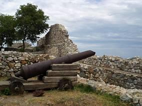 Na zamku w Platamonas