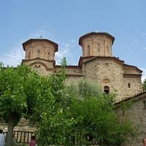 Jeden z ciekawszych klasztorów
