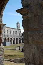 Replika rzymskiego Koloseum