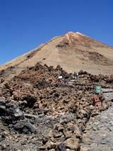 Szczyt Teide jest blisko...