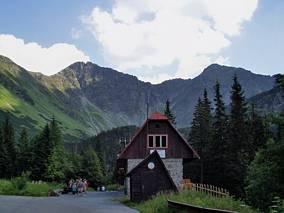 Dolina Rohacka - Tatlikova Chata