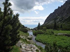 Dolina Małej Zimnej Wody