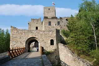 Zamek Strecno