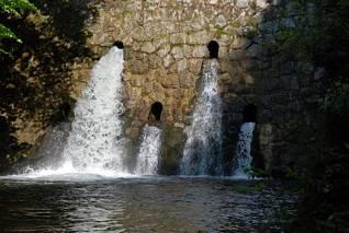 Mała zapora na Sutovskim potoku