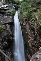 Obrovsku vodopad