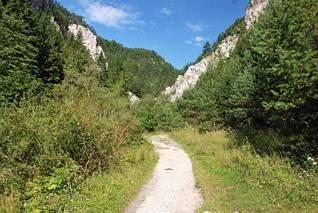 Wylot doliny Prosieckiej