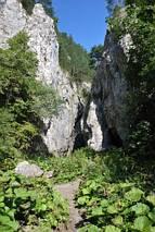 Brama skalna doliny Prosieckiej