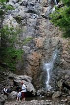 Wodospad Cervene Piesky