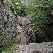 Górne partie doliny prosieckiej