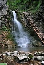 Roztocky vodopad