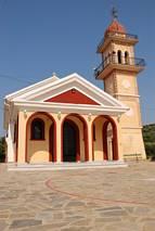 Stare Alikanas - kościół
