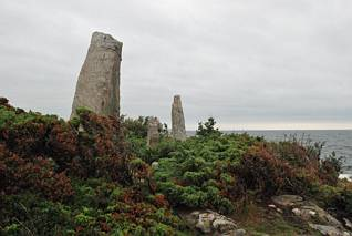 Menhiry z epoki brązu