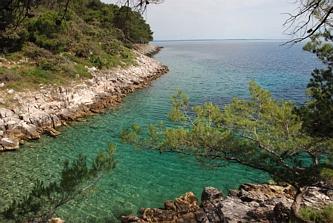 Zatoka w rejonie Mali Losnij