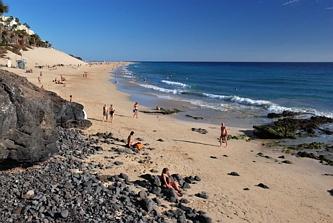 Plaża w Morro Del Jable
