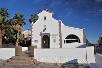 Kościółek w Morro Del Jable