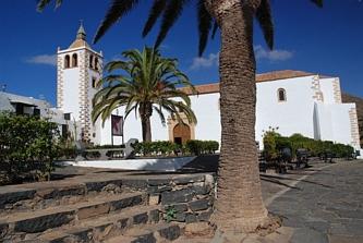 Betancuria - kościół