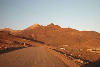 W drodze na południowy kraniec wyspy