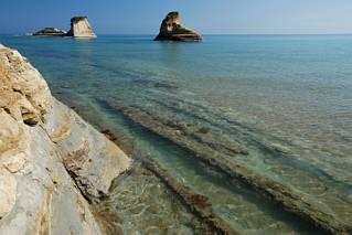 Zatoka i plaża Apotripoti