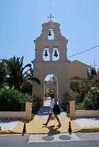 Dzwonnica w Sidari