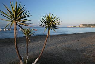 Plaża w Sidari