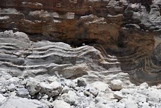 Warstwy skał