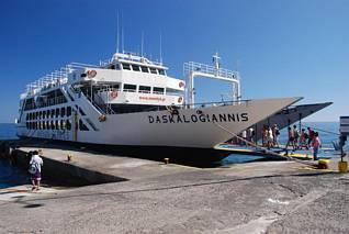 Agia Roumeli - port