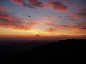 Przed wschodem słońca
