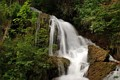 Pi�kny wodospad na S�owacji